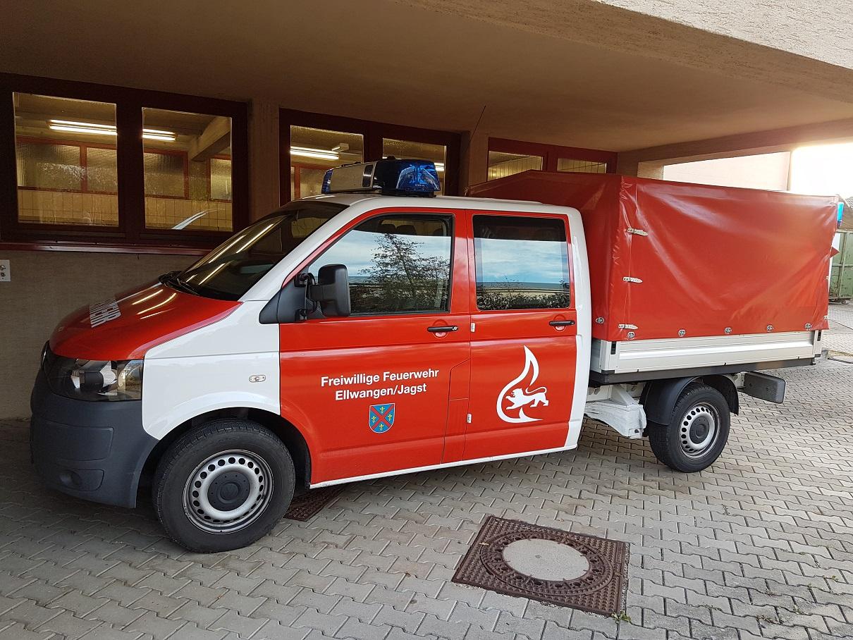 VW Bus Pritsche (GW-T klein)
